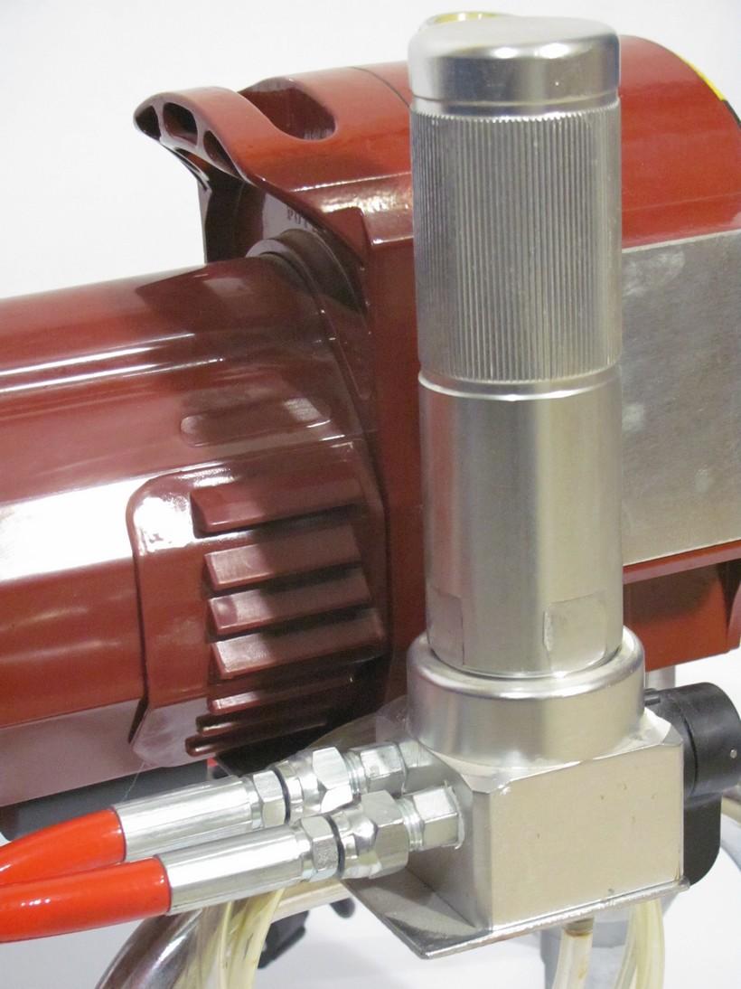 Безвоздушный окрасочный агрегат Dp-6385 высокого давления