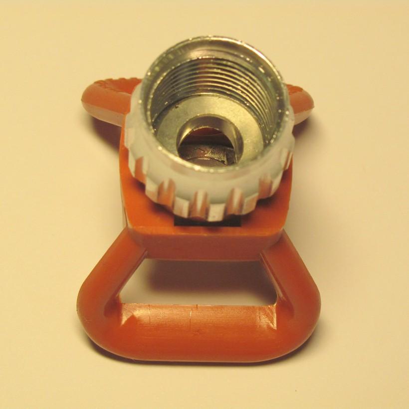 Соплодержатель для краскопульта DP-637s
